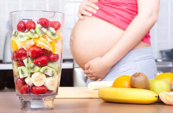 דיאטה בהריון